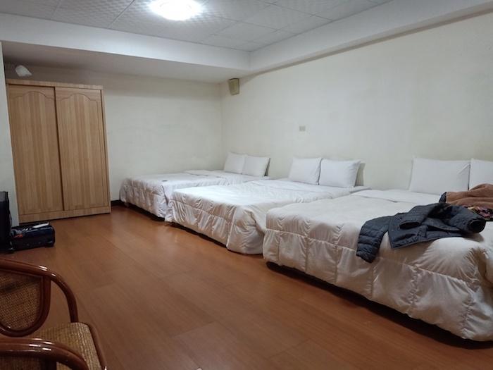 friendship hotel room