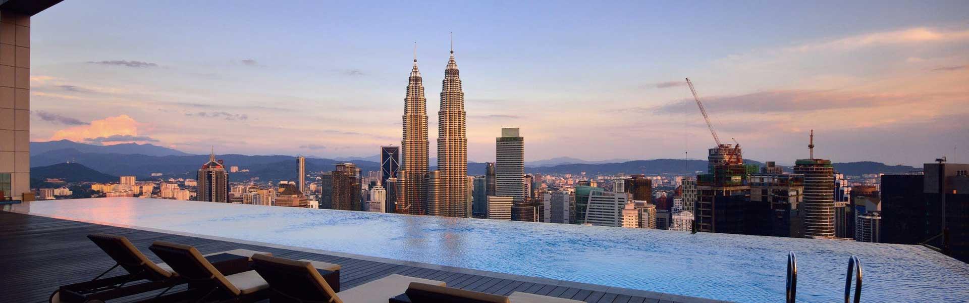 kl hotel skyline