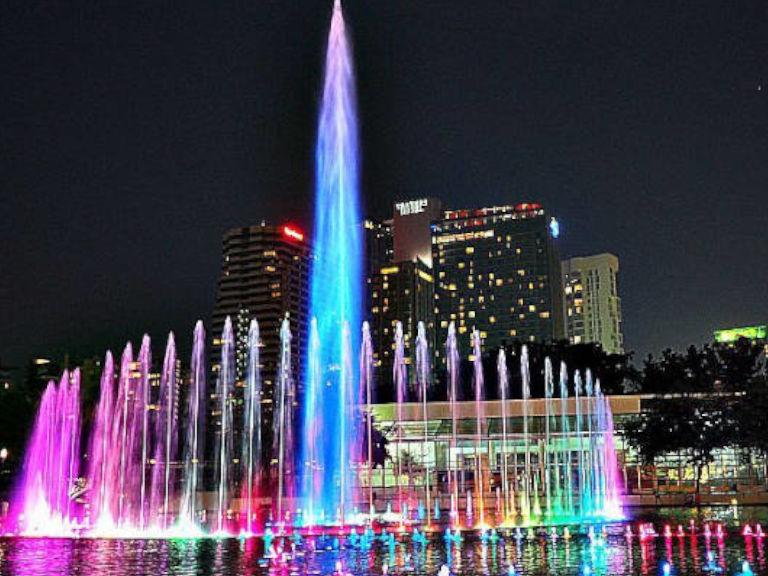 Fountain KLCC
