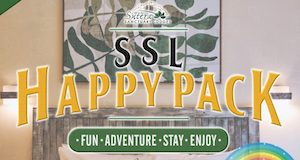 Sutera Sanctuary Lodges SSL Happy Pack