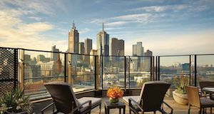 Melbourne's Two-Speed Hotel Recovery