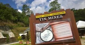 Sungai Lembing Tin Mining Town